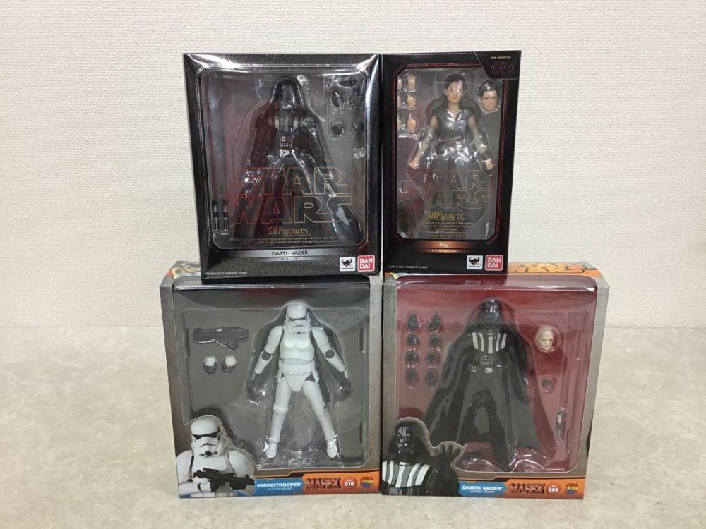 Film, TV & Videospiele S.H.Figuarts Star Wars The Last Jedi Rey Actionfigur Bandai Neu von Japan