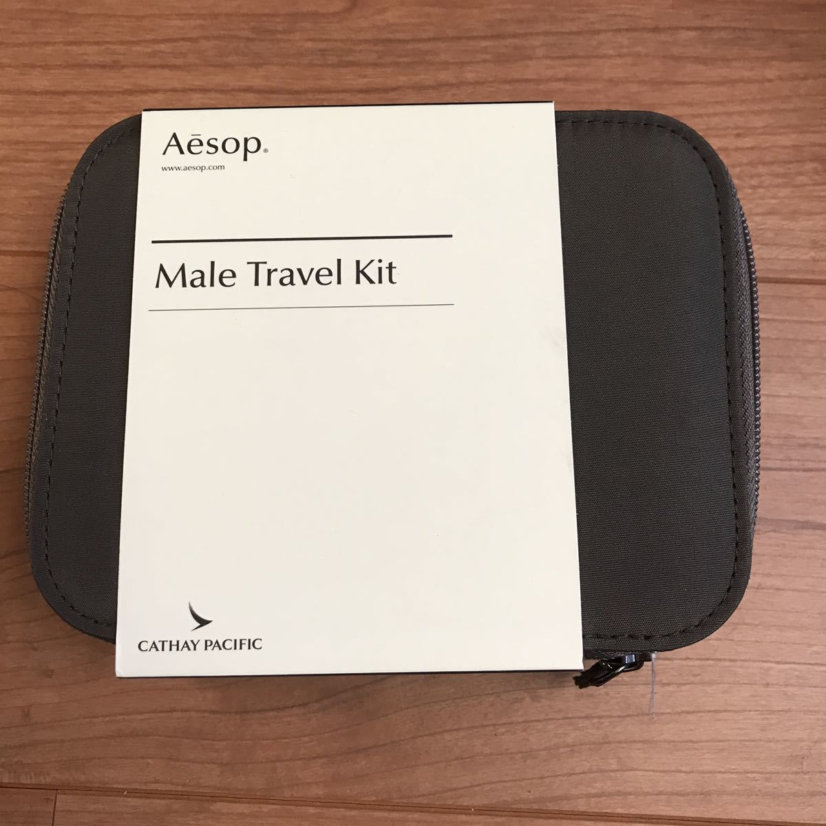 In-flight Gifts/ Amenity Kits Transportation Collectables Cathay Pacific Travel Amenities
