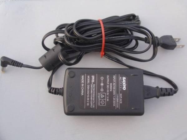 sony power adaptor ac es455k