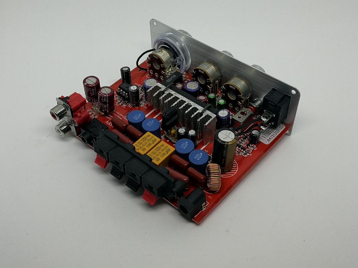 Lepai Lp 2020a Ta2020 Dip Stereo Application Circuit Schematic Of The Adau1592 Audio Power Amplifier 3