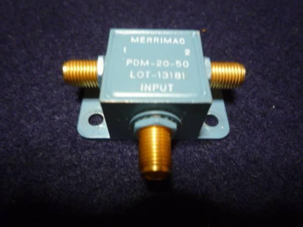 Merrimac  PDM-20-50  Power Divider//Combiner