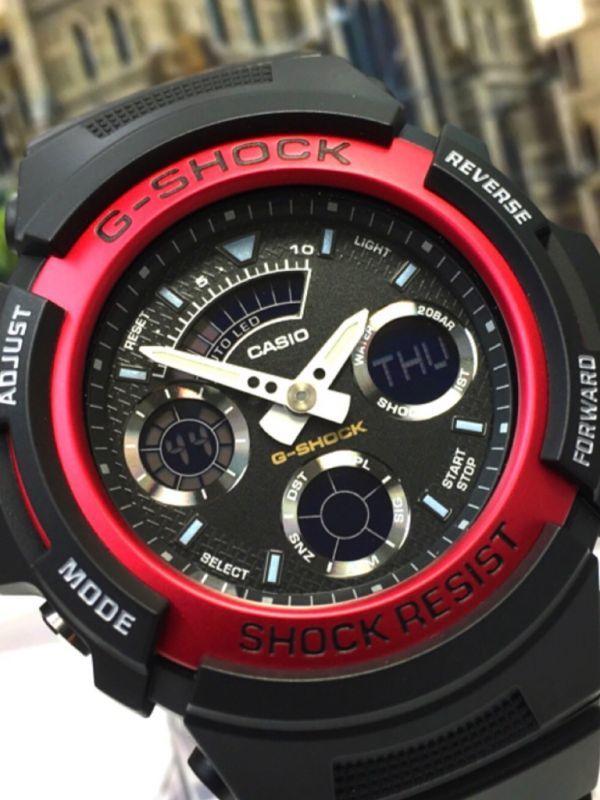 863e037fcf 新品 CASIO カシオ G-SHOCK G-ショック 正規品 腕時計 アナデジ時計 防水 アナログ