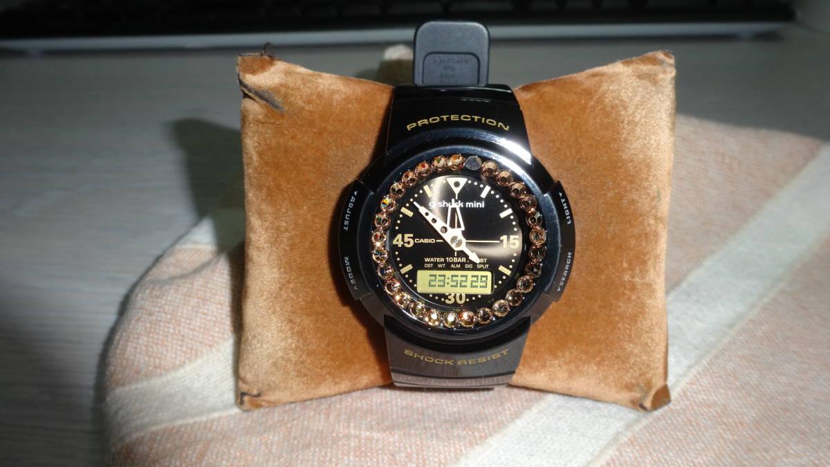 df0b2401c1 ... CASIO GMN-50G 難有り BEAMS BOY コラボ g-shock mini カシオ 腕時計 GMN