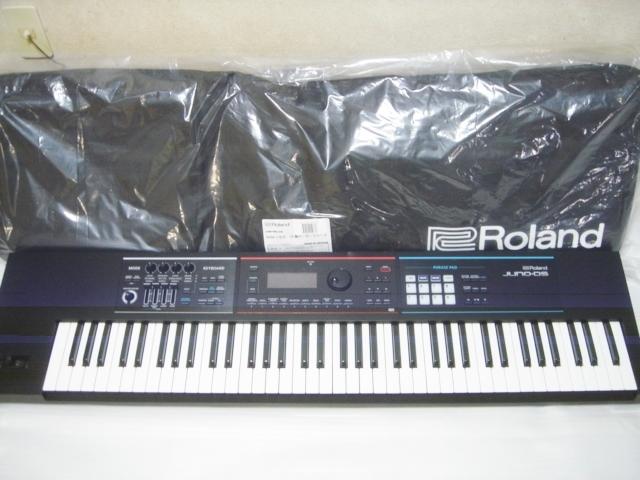新品】新品 未使用 ローランド Roland JUNO-DS76 シンセサイザー