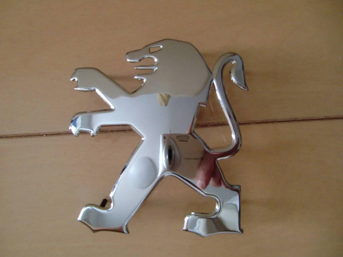 プジョー エンブレム PEUGEOT emblemの1番目の画像