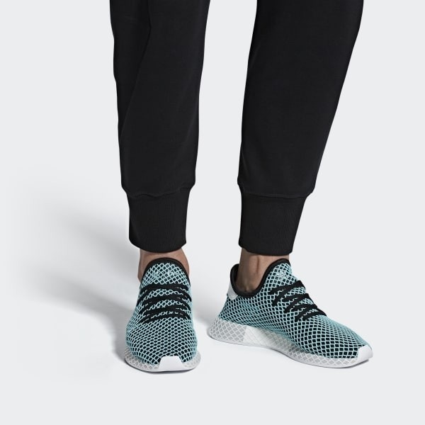f46c704079aaa 定価 1.9万 新品未使用 28.0cm Adidas DEERUPT RUNNER PARLEY CQ2623 Parley for the