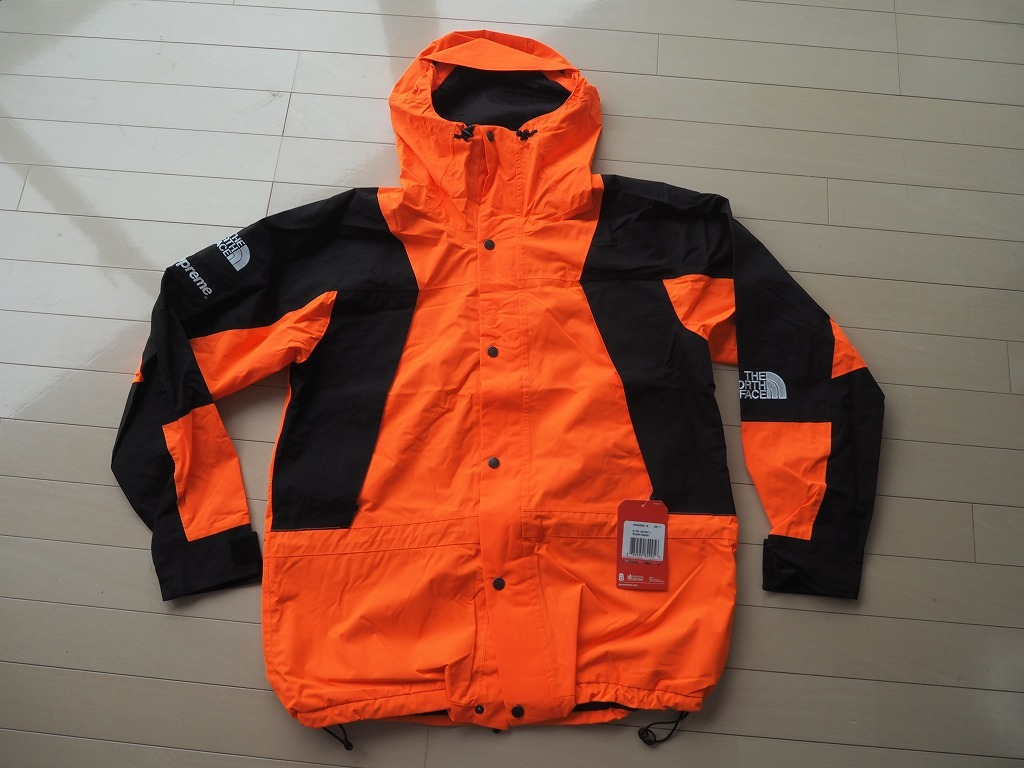 df73e59b3 新品】正規品 16aw Supreme North Face Mountain Light Jacket Power ...