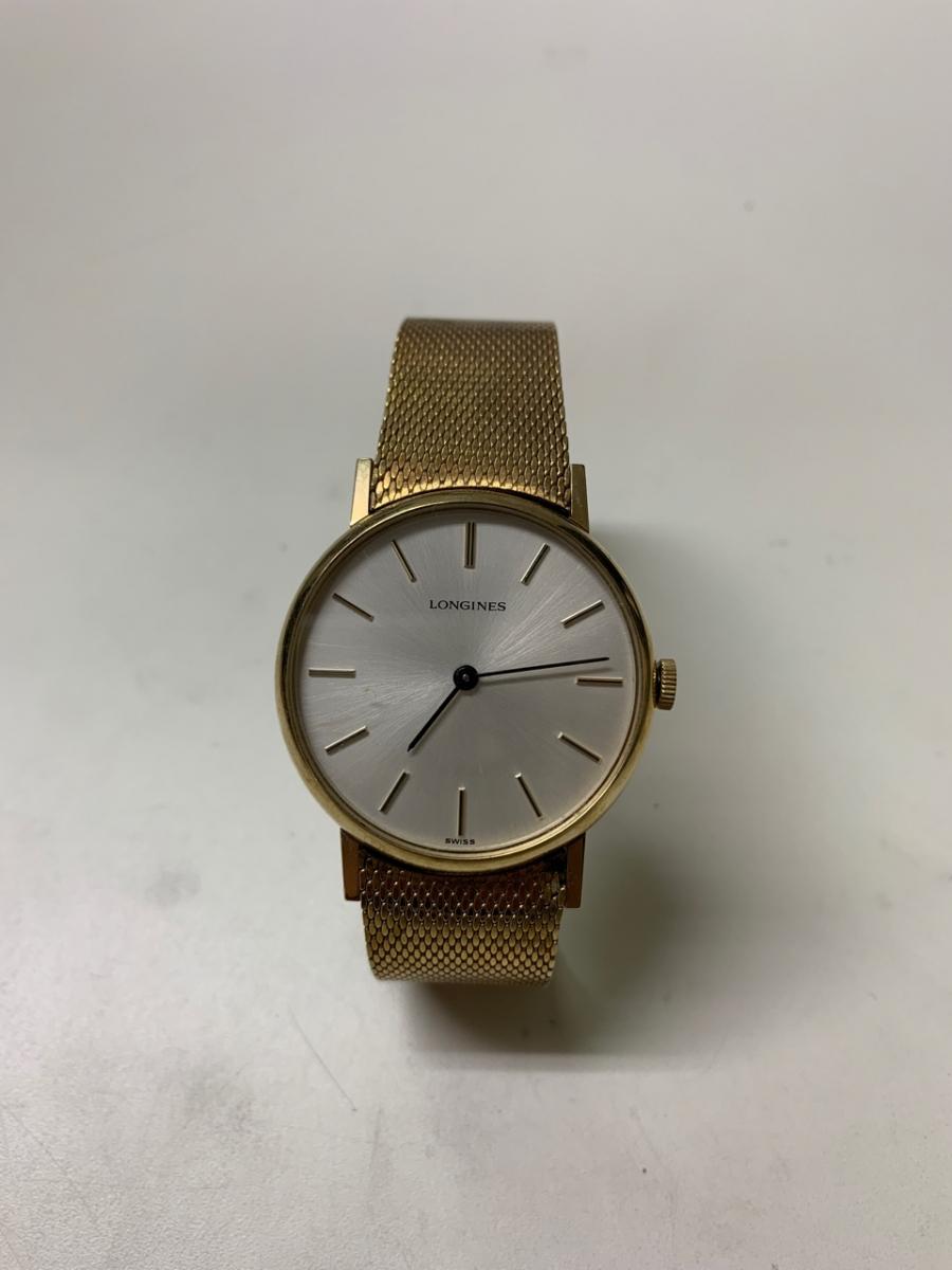 c4acd5f5d6 目玉商品☆LONGINES ロンジン メンズ 腕時計 中古品 ステンレス アンティーク ヴィンテージ 激レア品 売り切り