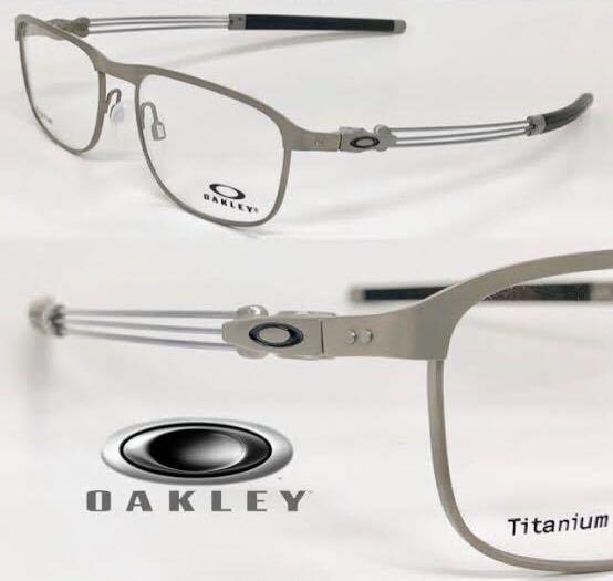 404e02261fab OAKLEY オークリー 眼鏡 メガネ フレーム truss rod チタンの1番目の