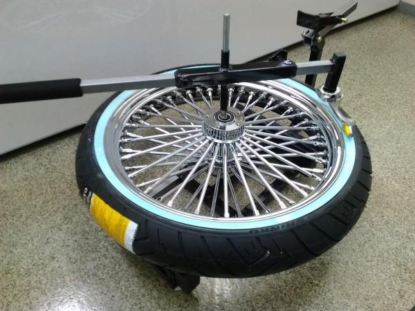 バイク タイヤ チェンジャー
