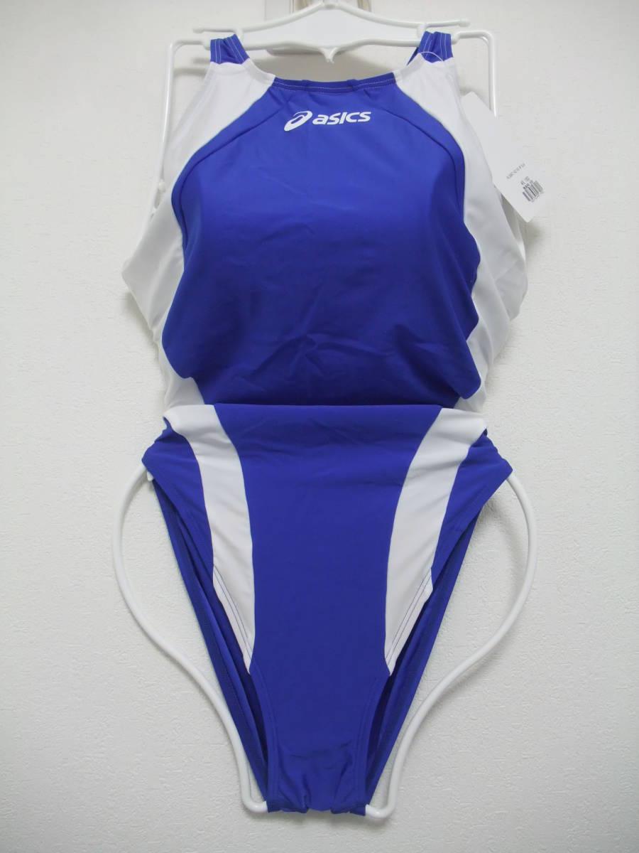 3175f60af24 アシックス 競泳水着 ハイドロCD 強光沢 新品 XOサイズ asics ハイレグの1番目の