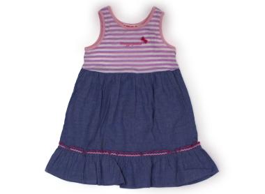 7877d255dbb8a 中古  メゾピアノ mezzo piano ワンピース 100サイズ 女の子 子供服 ...
