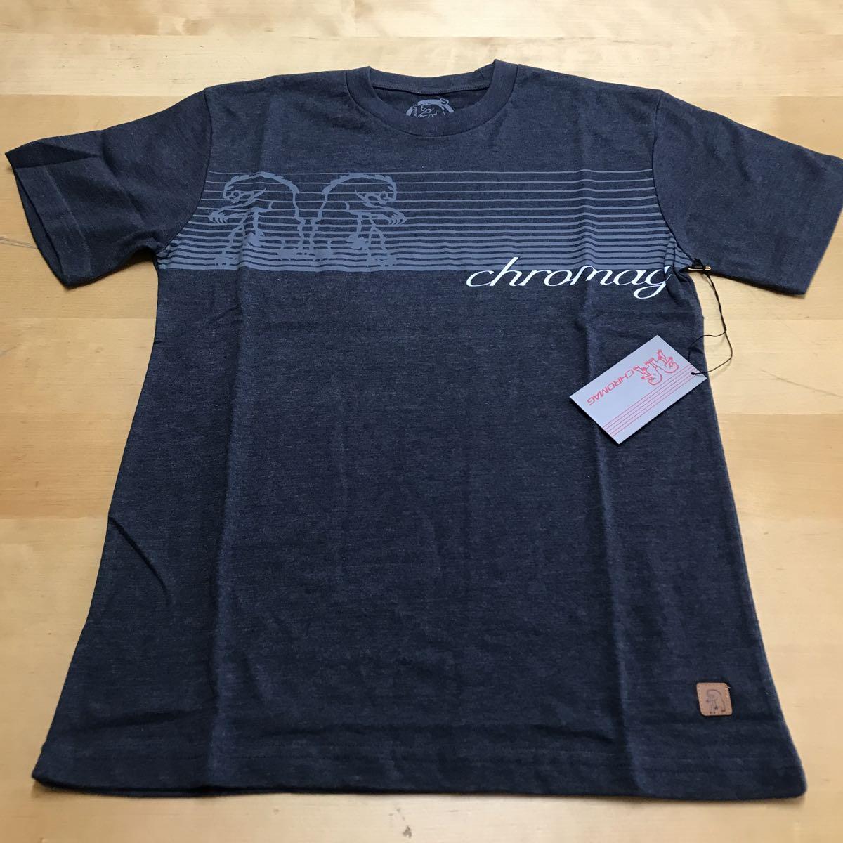 more photos 4fe51 f6315 Chromag Fader クロマグ Tシャツ MTB マウンテンバイク クロモリ ハードテールの1番目の画像