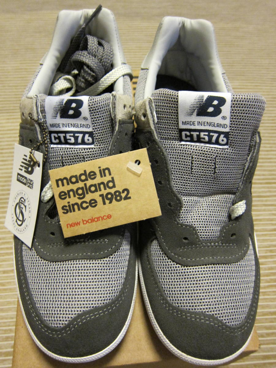 wholesale dealer 6d2d0 cf7eb ◇NEW BALANCE ニューバランス CT576OGG Made in UK サイズ:US7.5(25.5cm