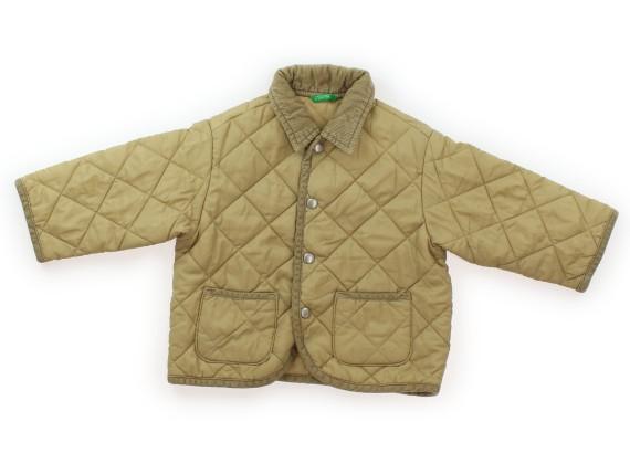 d562675ec2af5 ベネトン BENETTON コート・ジャンパー 80 男の子 ベージュ 子供服 ベビー服 キッズ(298593)の