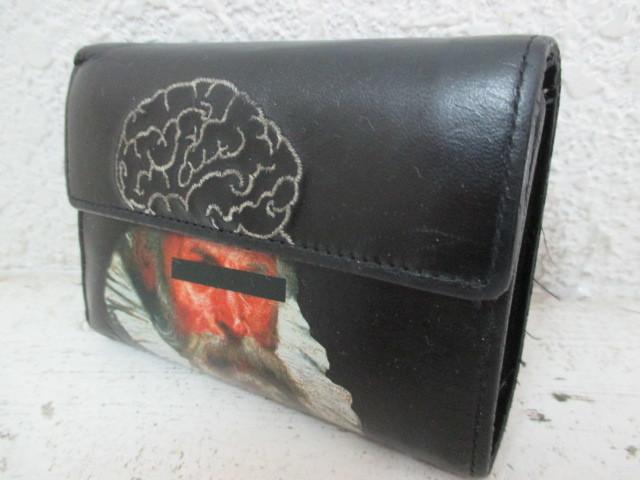 cheap for discount b541e 7ae3f 17SS UNDERCOVER アンダーカバー 牛革 レザー ブレイン刺繍 ...