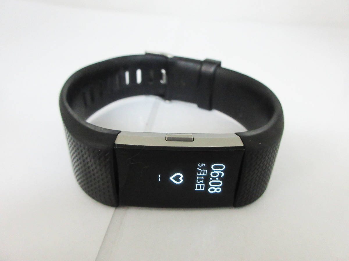 65bf608419 ♯671☆活動量計☆フィットビット/Fitbit Charge2☆睡眠ステージ記録 ...