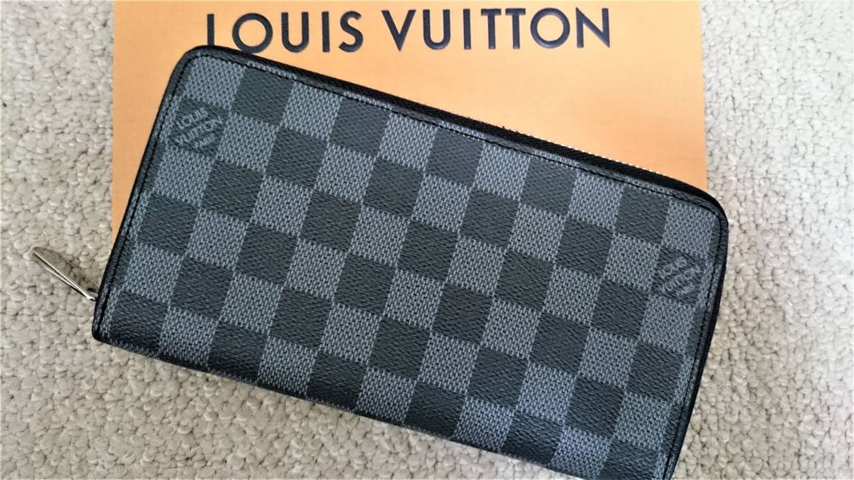 newest collection e878e d294c 新品】新品 ルイ・ヴィトン LOUIS VUITTON ダミエグラフィット ...