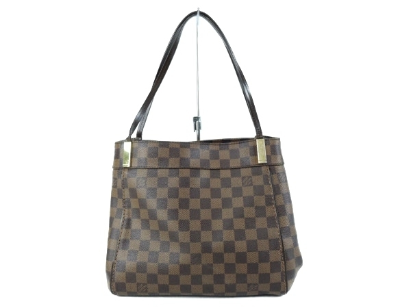 11ced134fac1 ... ジャンク LOUIS VUITTON ルイヴィトン ダミエ マーリボーンPM トートバッグ ショルダーバッグ N41215 エベヌ  Y3780796 ...