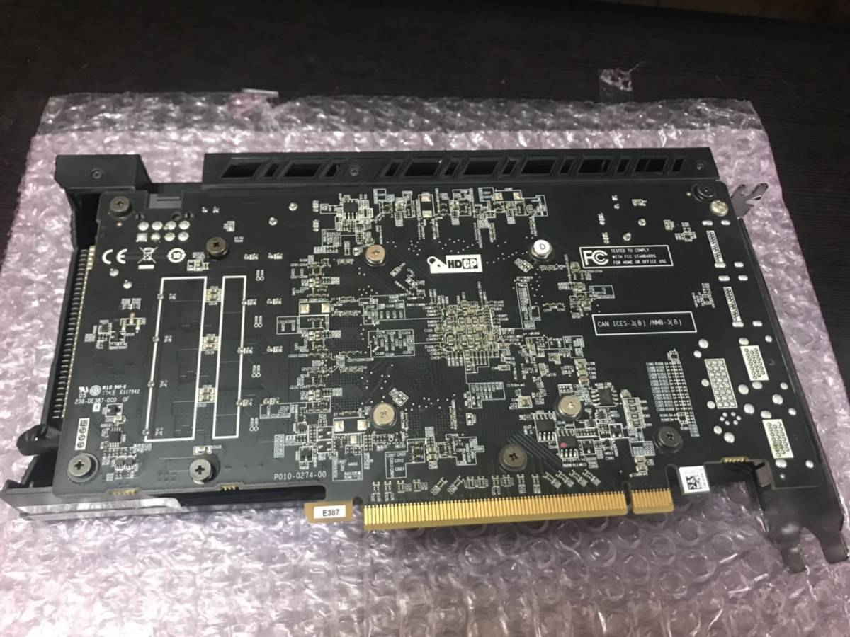 中古・例のグラボ】 SAPPHIRE NITRO RX470 8GB MINING QUAD UEFI