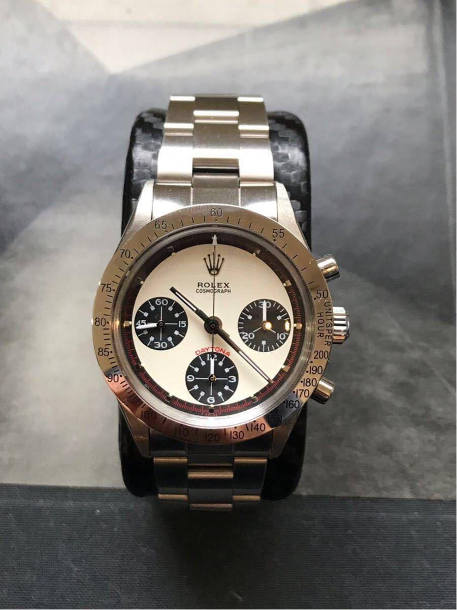 buy popular 30762 0a6f2 中古】Rolex 6239 Paul Newman daytona ロレックス デイトナ ...