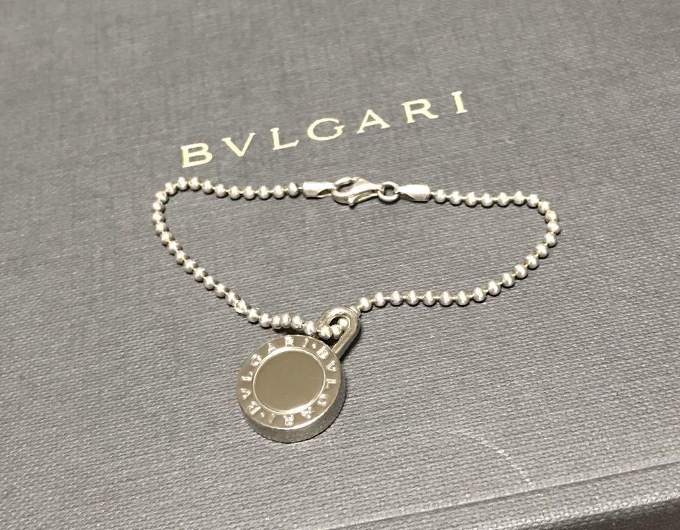 san francisco eb747 f9235 1円 送料無料 ブルガリ BVLGARI ブレスレット 良品 ブランド ...