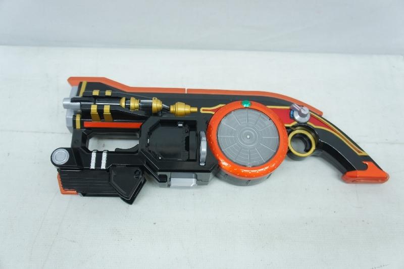 仮面ライダーガイム武器