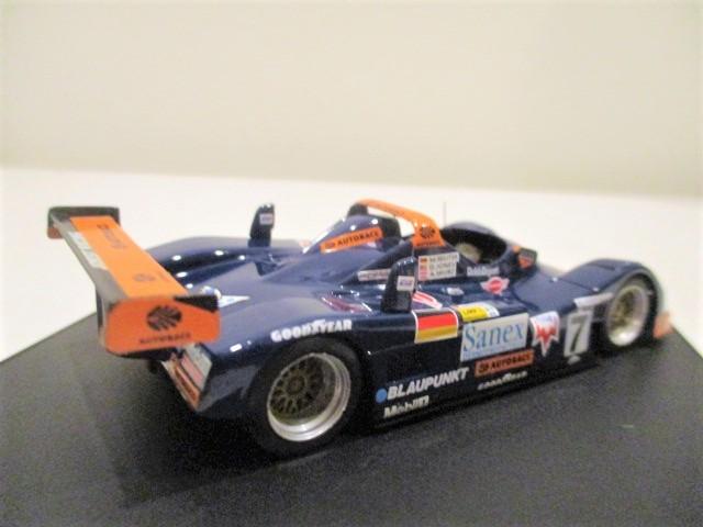 1/43 Trofeu ヨースト ポルシェ WSC 95 Winner Le Mans 1996 の落札 ...