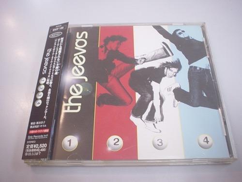 The Jeevas ザジーヴァズ廃盤日本盤cd1 2 3 4