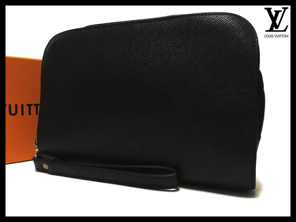 fd1609e3442a 中古】【超美品!!】 ルイヴィトン Louis Vuitton タイガ バイカル ...