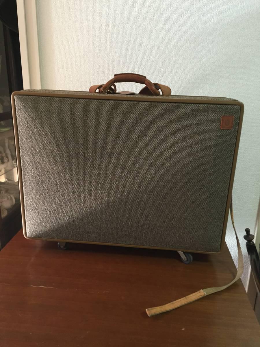 c0c1924be1dd Hartman ハートマン スーツケース キャリーバッグ 高級ツイード クラッシックの1番目