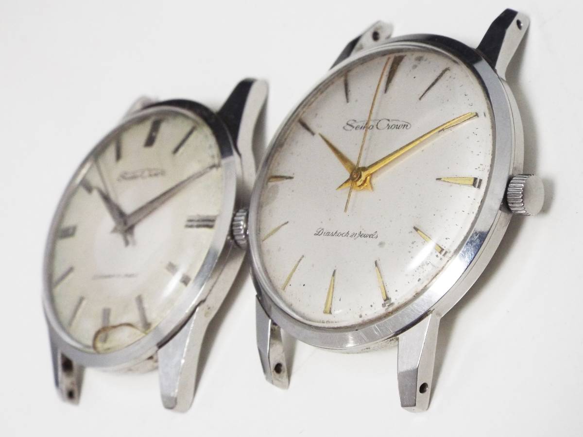 7a4888102be9 ... SEIKO セイコー/Seiko Crown セイコークラウン/手巻き/メンズ腕時計/本体のみ