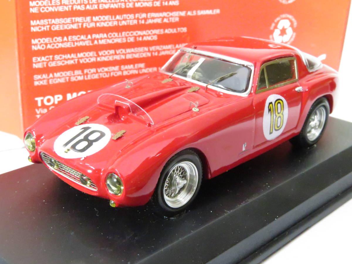 Top Model 209 Ferrari 375mm Le Mans 18 Õェラーリ ëマン Ç®±ä»˜ 1 43 ¤タリア製 ¤ニコ Á®è½æœæƒ…報詳細 äフオク落札価格情報 ªークフリー ¹マートフォン版