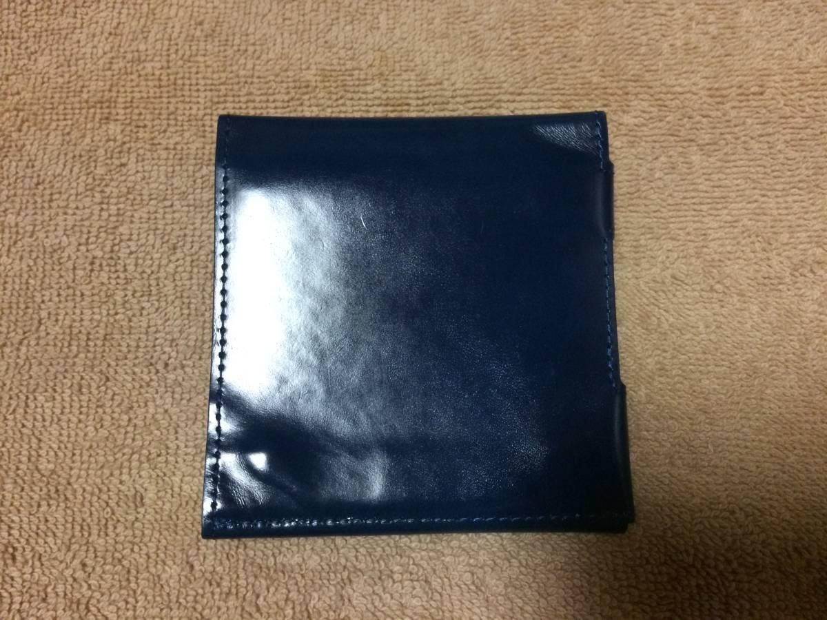 3c544bddf694 ... 良品 abrAsus アブラサス 薄い財布 classic ウォレット 小銭入れ コインケース キーケース 革製 ガラス ...