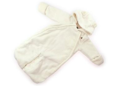 a8ba1e535777f ギャップ GAP オールインワン 70 女の子 オフホワイト 子供服 ベビー服 キッズ(276321)の1