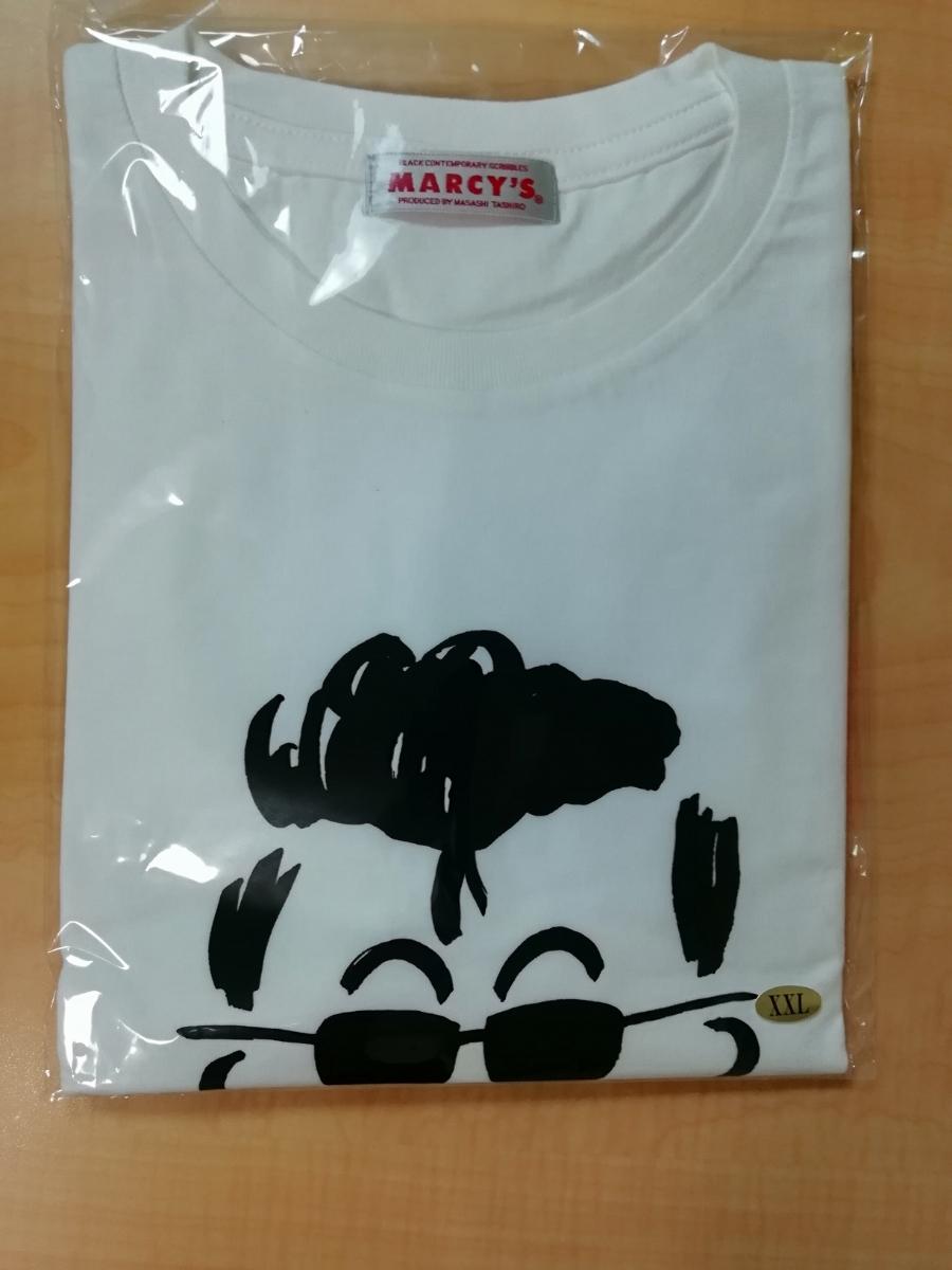 5e499d35a36ee 新品】新品未開封品◇MARCY'S 復刻ロゴTシャツ(ホワイト)XXLサイズ (検 ...