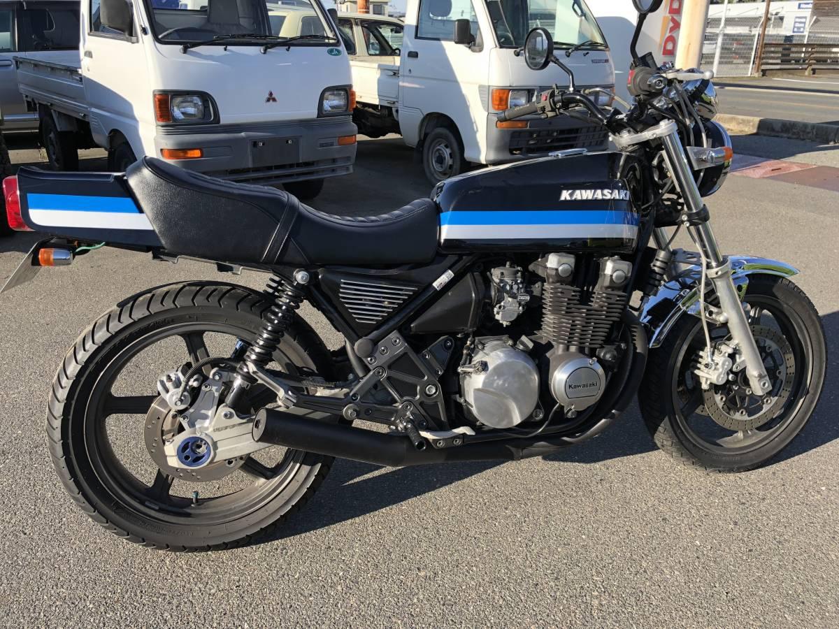 Fx 仕様 ゼファー ゼファー400とゼファーχ(カイ)をZ400FXスタイルにカスタムする『ドレミコレクション』の外装セット  バイクブロス