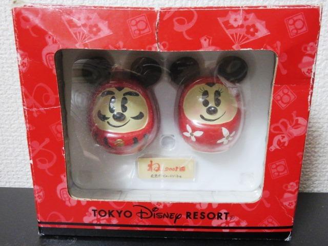 新品】東京ディズニーリゾート お正月 2008年 ミッキーマウス