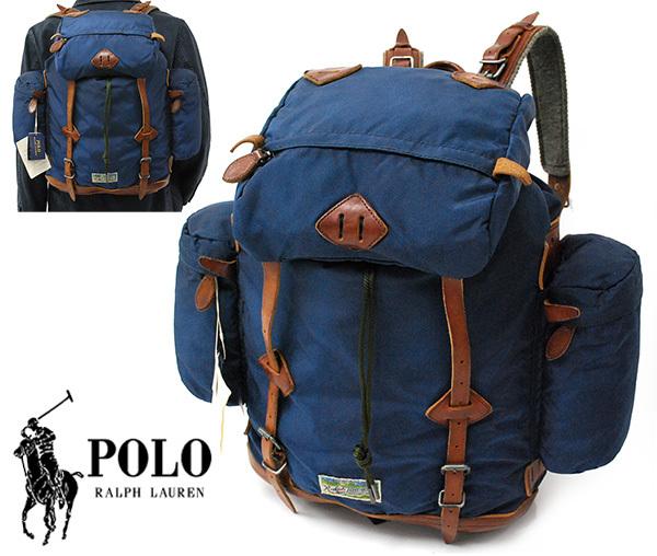 6afc177b87 新品 定価4万円 ラルフローレン Polo Ralph Lauren 「Yosemite Nylon Utility Backpack」