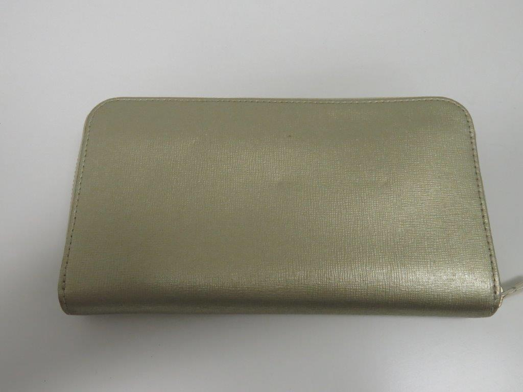 c3904cd3c1e5 ... 【USED】FURLA/フルラ/長財布/ウォレット/コンチネンタル/ゴールド系 ...