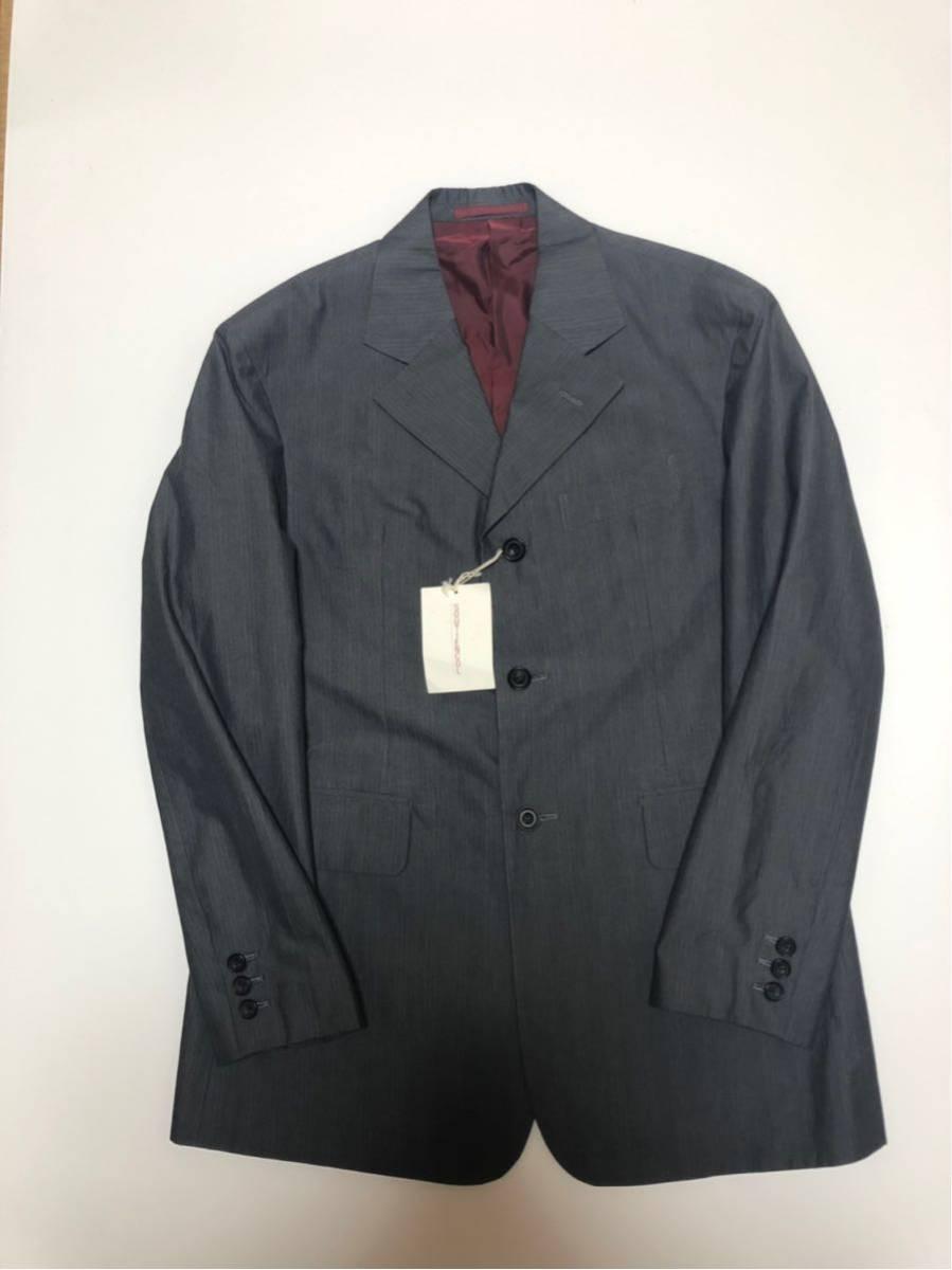 0285a7bd13238 新品未使用タグ付 SOUTIENCOL SARTO ボックスシルエット テーラードジャケット サイズ2 スティアンコル スチアンコル 3B