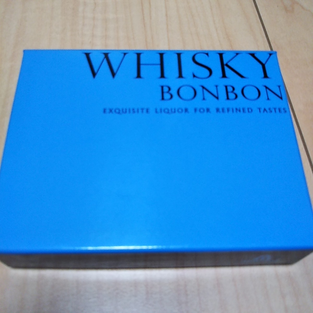 ウイスキー ボンボン モロゾフ