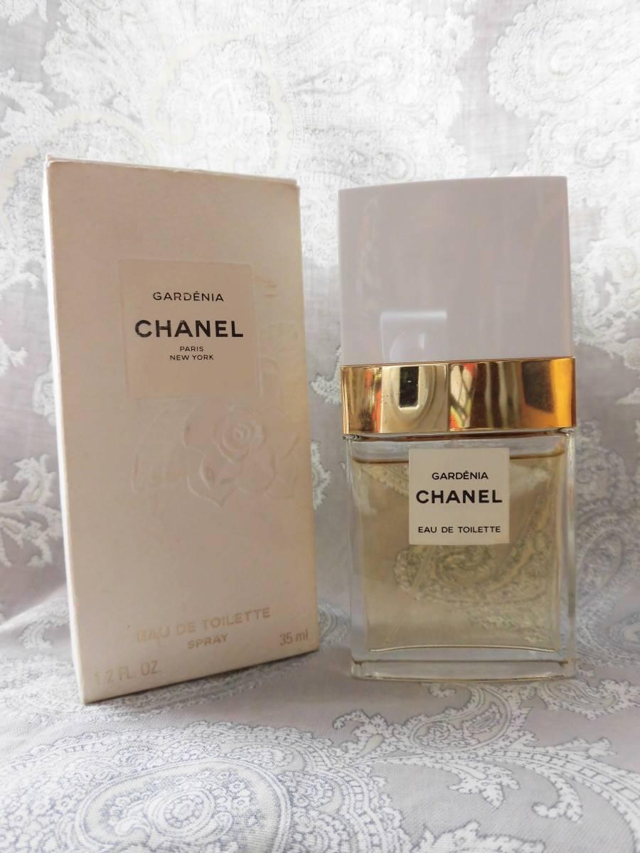 7c343cc7b401 CHANEL シャネル ガーデニア 35 mlサイズ オードトワレ 香水 フレグランスの1番目 ...