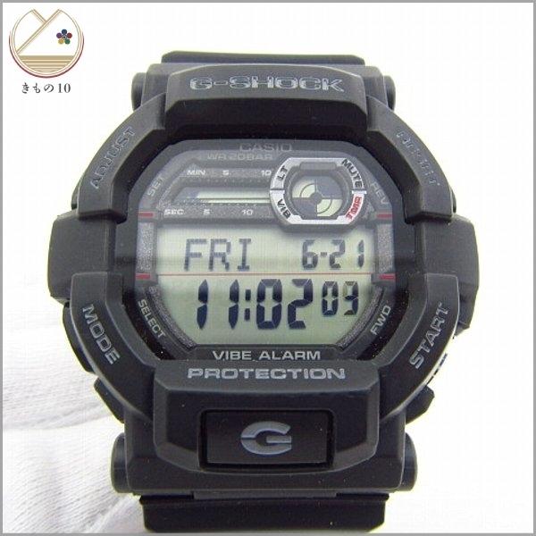 6ba68cba5c 着物10☆ 1円 CASIO カシオ G-SHOCK ジーショック 腕時計 黒 GD