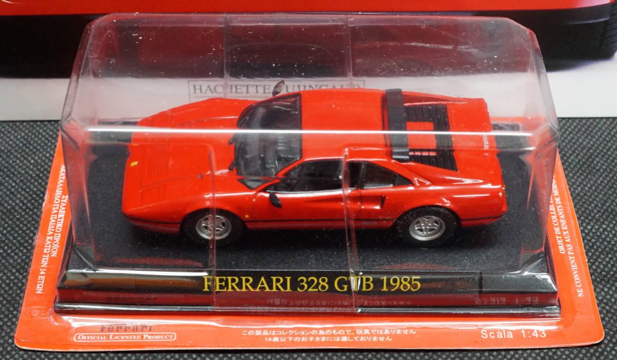 44 1:43 /_ FERRARI 328 GTB 1985 /_