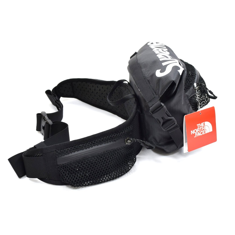a6a6baf1d87 ... 【美品】17SS Supreme x THE NORTH FACE Water Proof Waist Bag ウォータープルーフ