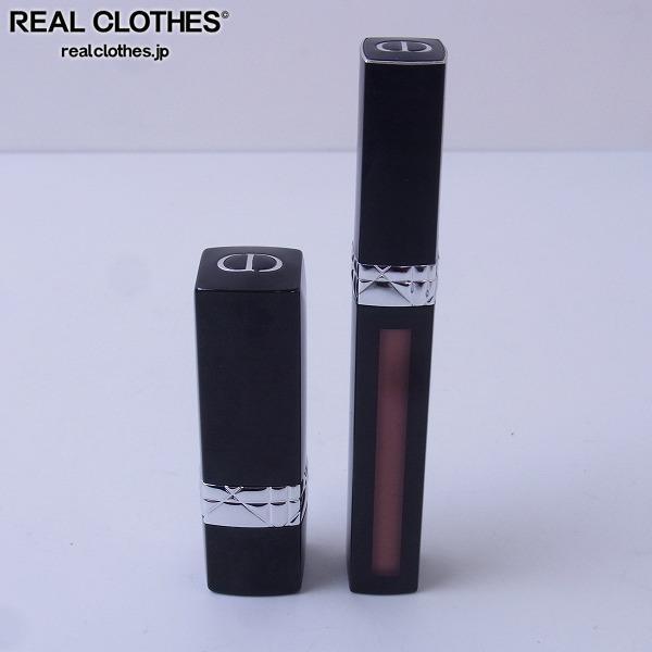 hot sales 41cee 438af Dior/ディオール ルージュ ディオール リキッド 614 ジャングル ...