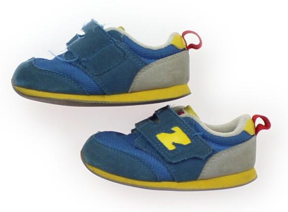 3aea7262174d5 ... ニューバランス New Balance スニーカー 靴14cm~ 男の子 青 子供服 ベビー服 キッズ(346272) ...