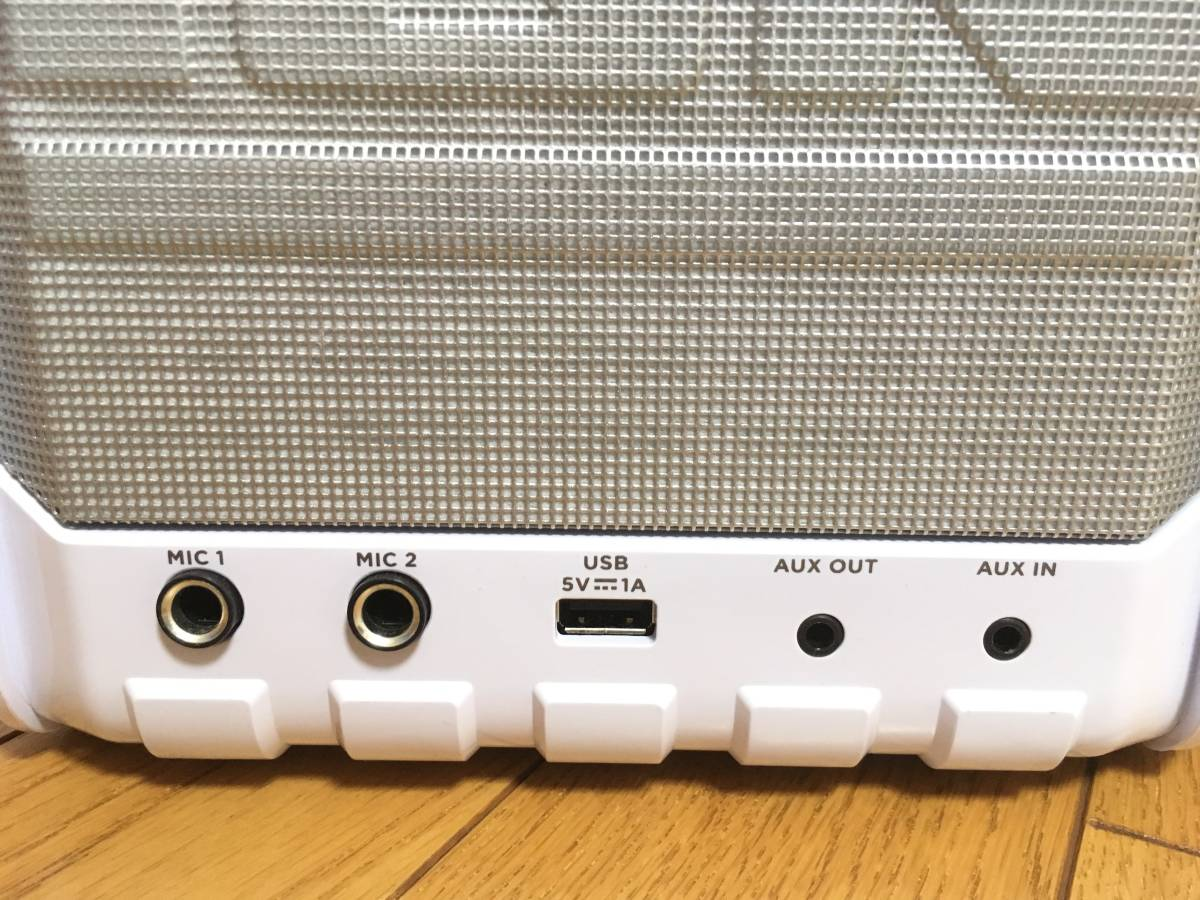 Bluetooth Speaker ION Audio Party Rocker Express