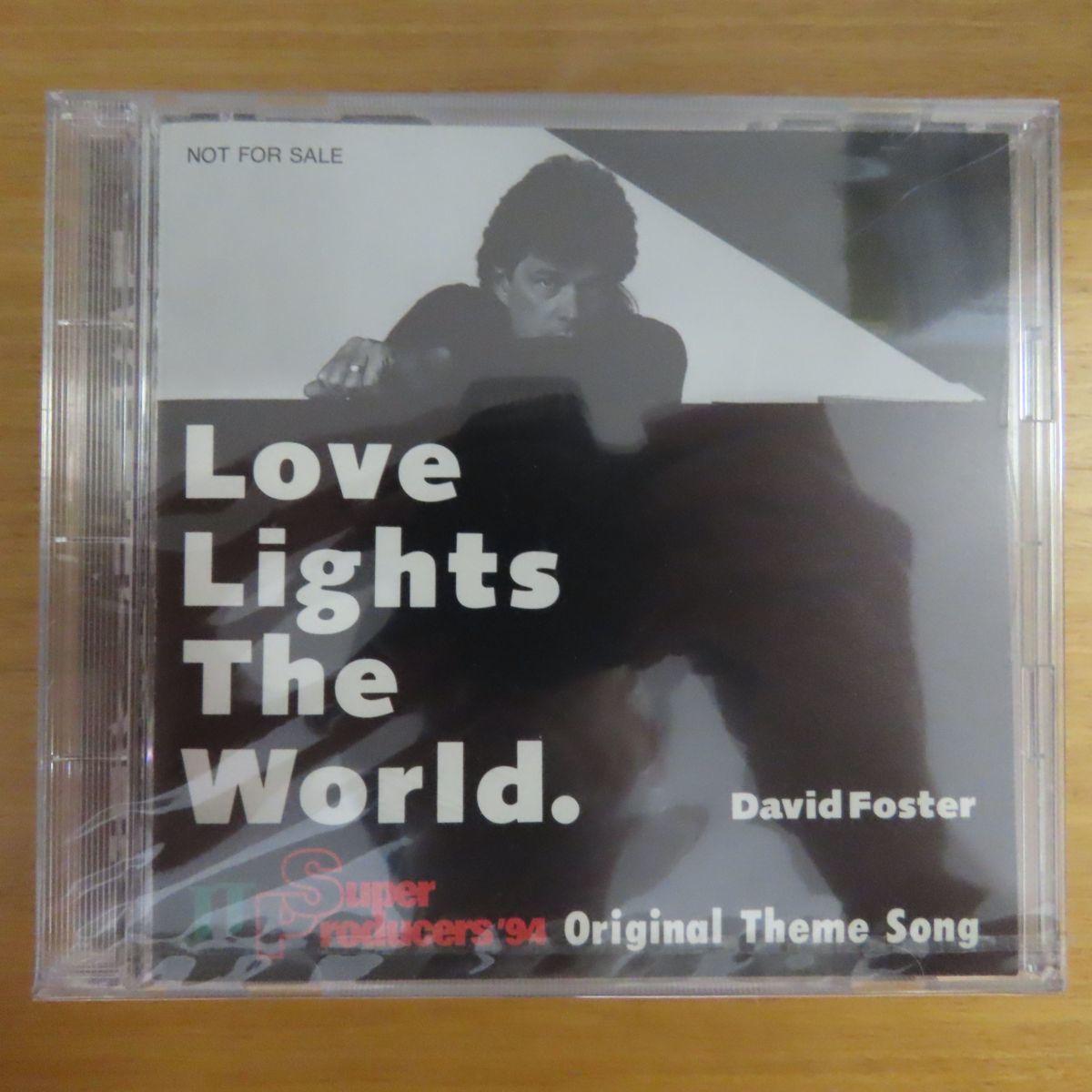 34004729 未開封 Cd David Foster Love Lights The World の落札情報詳細 ヤフオク落札価格情報 オークフリー スマートフォン版